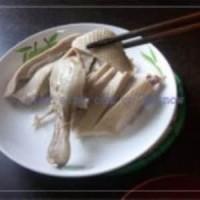 南京美食盐水鸭