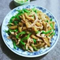 <b>家常青椒榨菜肉丝的大乐透倍投计算 青椒榨菜肉丝怎么做好吃</b>