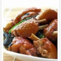 紫苏炒鸡翅