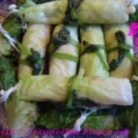 双蔬肉虾卷