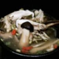 姬松茸杂菌鸡汤的大乐透倍投计算