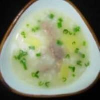 瘦肉土豆粥