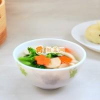 怎么做鸡汁鲜蔬汤最好吃 鸡汁鲜蔬
