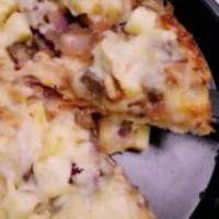 牛肉蘑菇薄款披萨的大乐透倍投计算