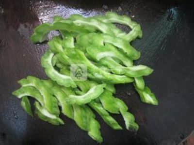 苦瓜炒猪肝