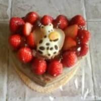 巧克草莓蛋糕