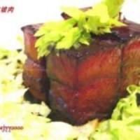 玫瑰家园小厨房--山寨东坡肉+东坡肉汁捞全蛋手