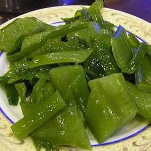 凉拌海白菜的大乐透倍投计算 凉拌海白菜的营养价值 海白菜和海带的区别