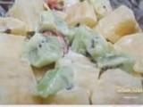 雪莲果三吃之沙拉瘦身排毒通便