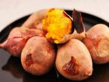 用电烤箱怎么烤红薯,吃红薯注意事项